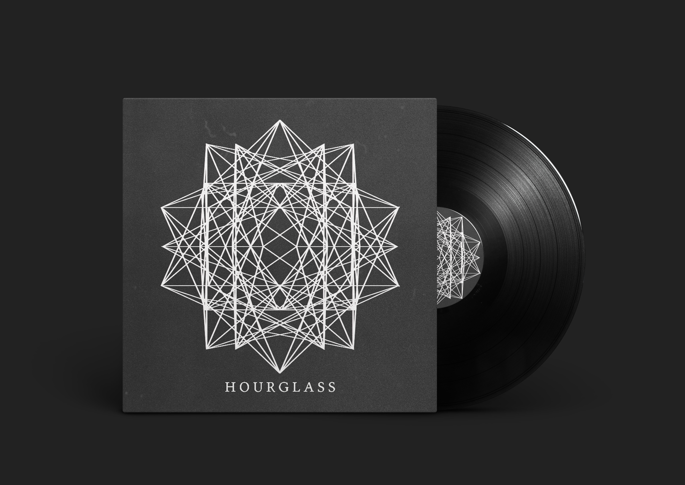 Hourglass by Heybeard - Had the pleasure of doing the cover for Heybeard's (Sondre Kile Andersen) instrumental EP project 'Hourglass'. He only spent an hour on each song as a way to challenge himself and get creative! So I did the same for this cover.Listen to the tracks here 🎧