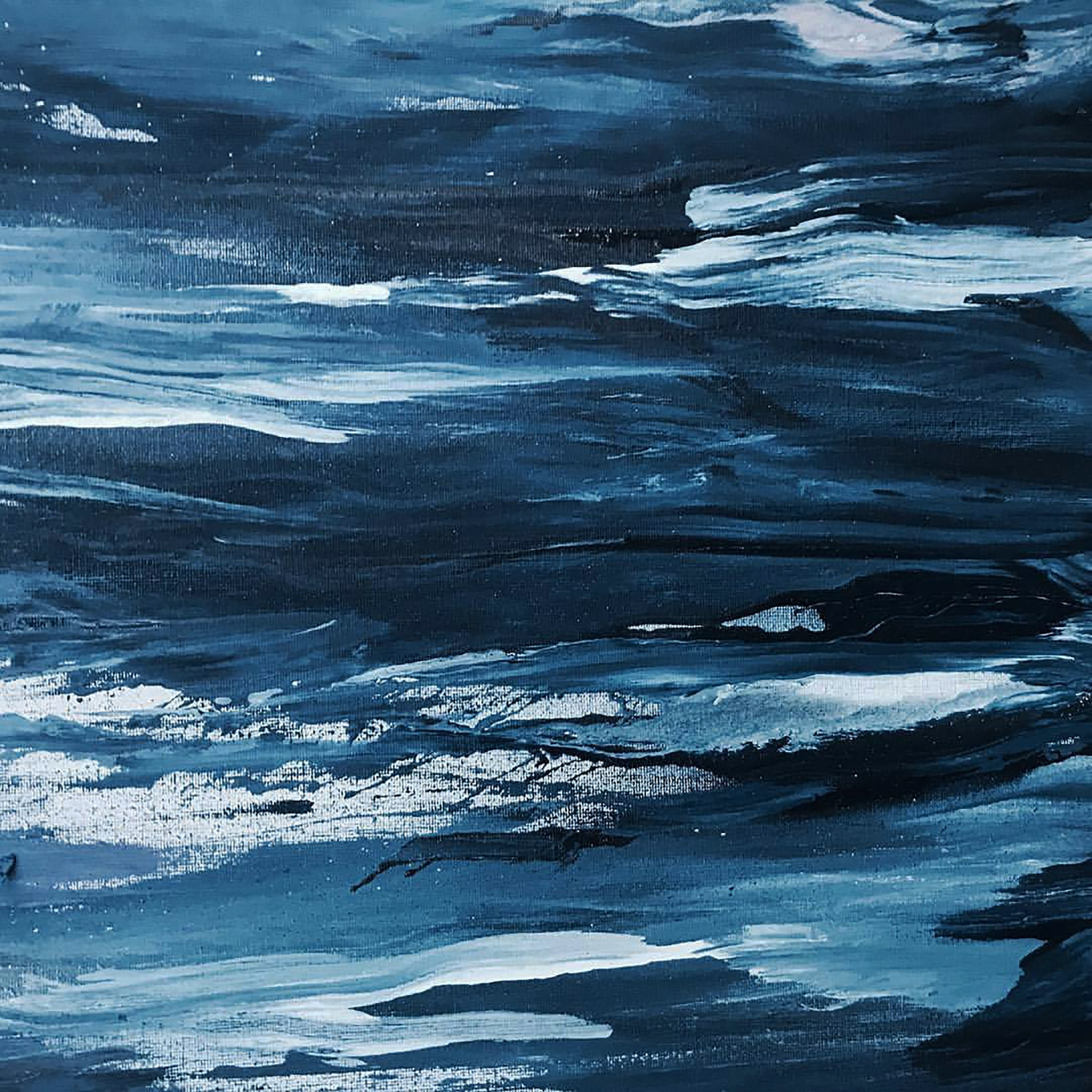 IT COMES IN WAVES /ART COLLECTION -