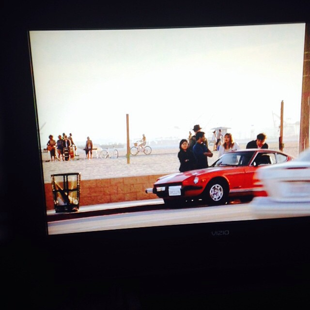 GMI's Long Beach screen wall on CBS' Scorpion.  #famous
