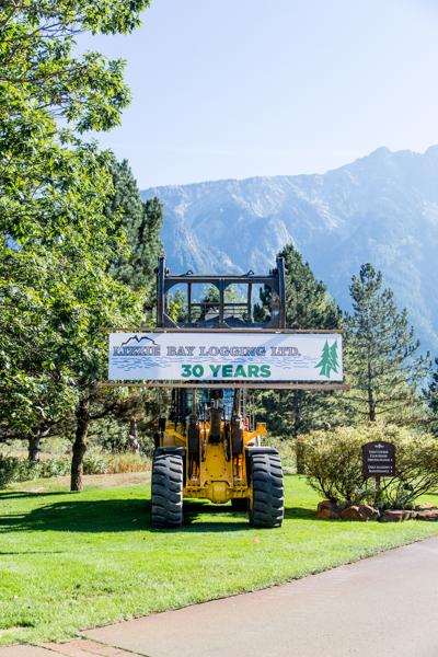 Lizzie Bay Logging LTD celebrates 30 year anniversary..
