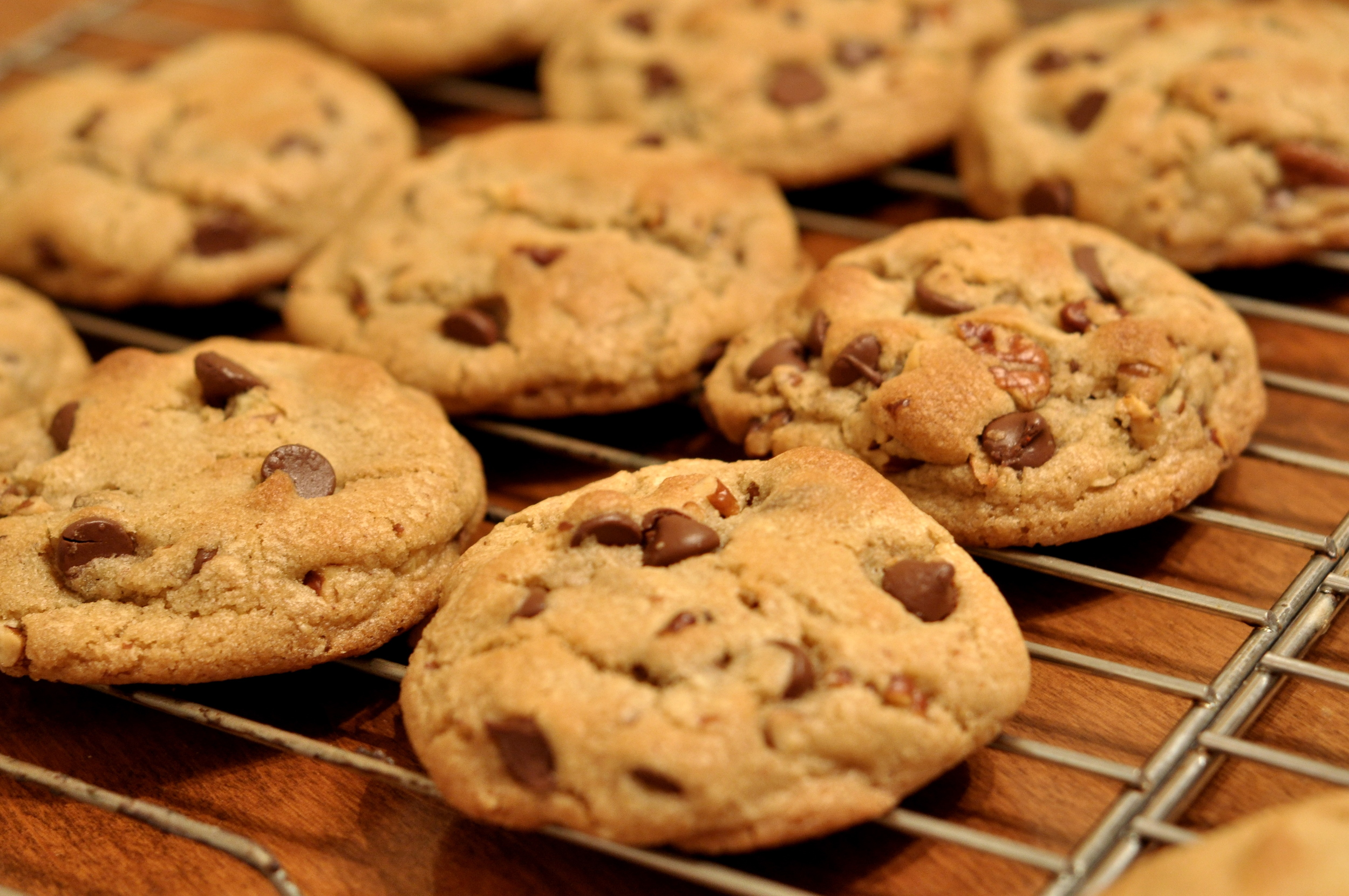 How could I share the taste of a cookie?  Photo Credit: Wikimedia Commons