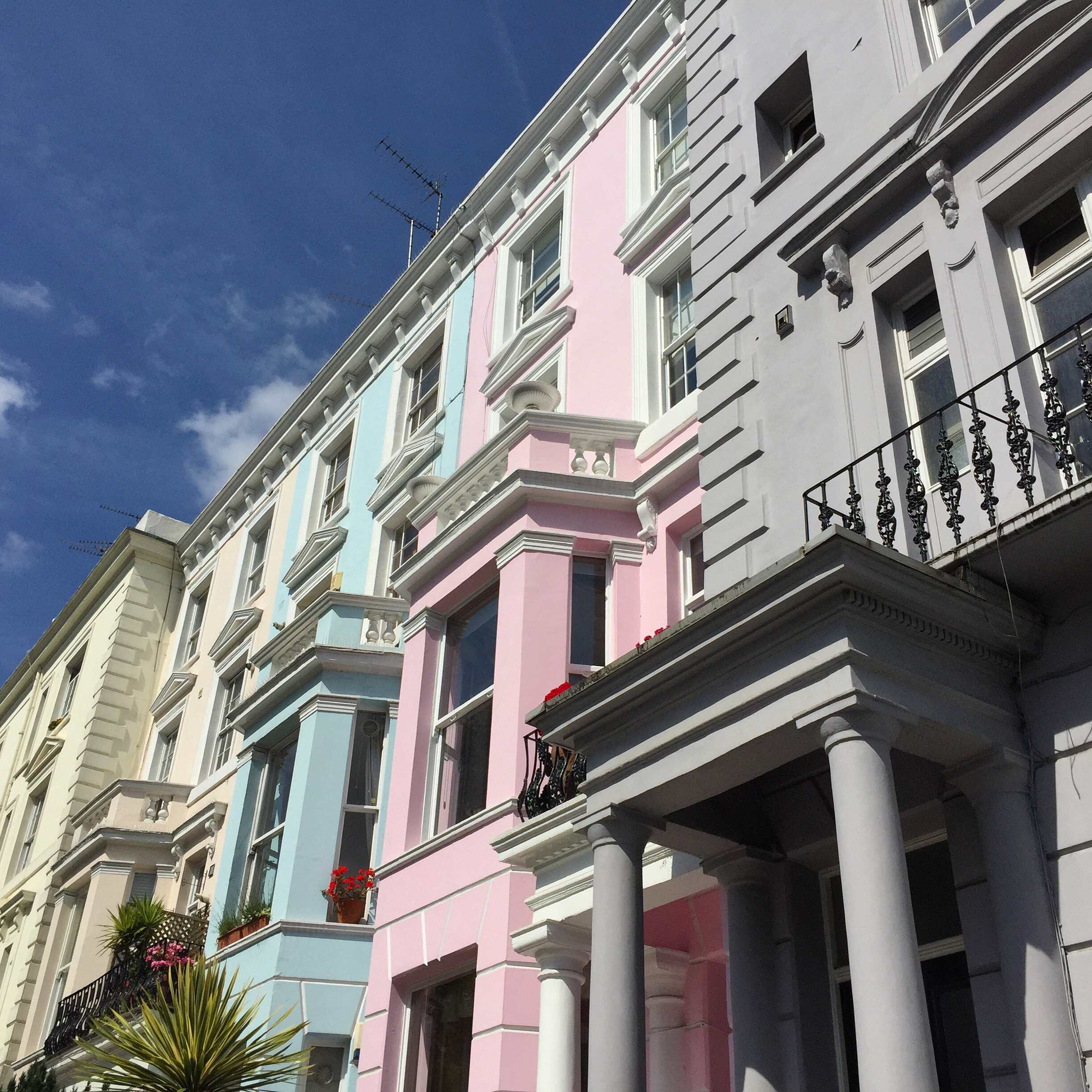 The lovely Notting Hill
