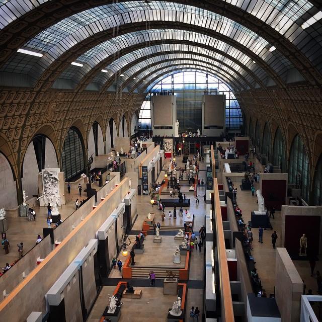 The fantastic Musée d'Orsay