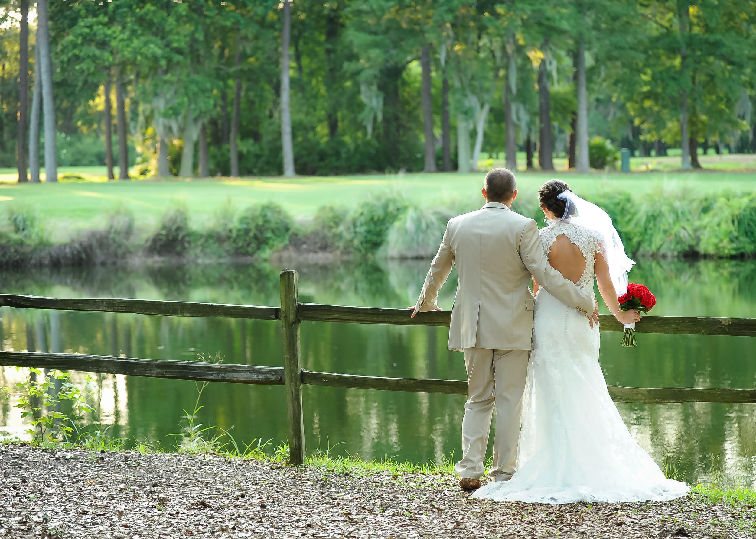 Losey wedding