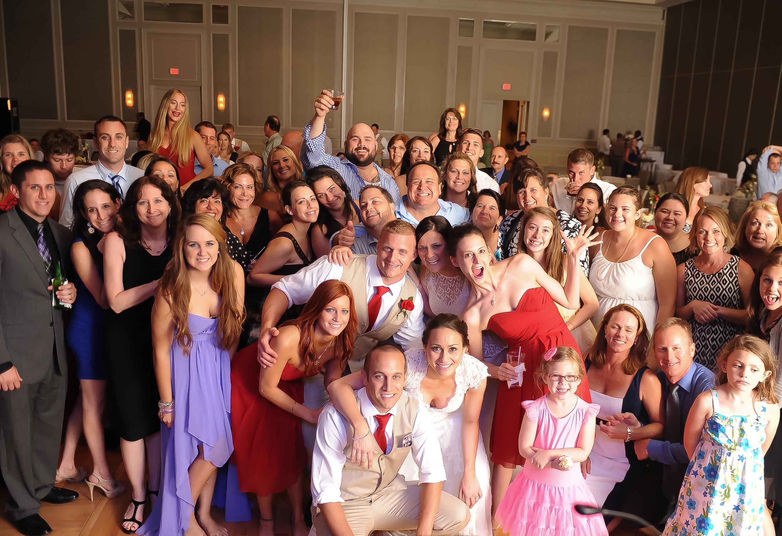Group Losey wedding