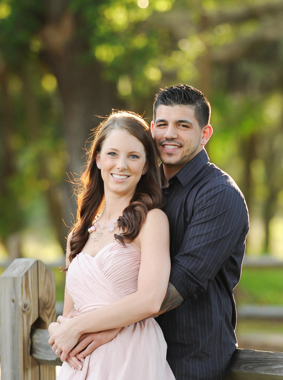 Cory and Jennifer Enagement