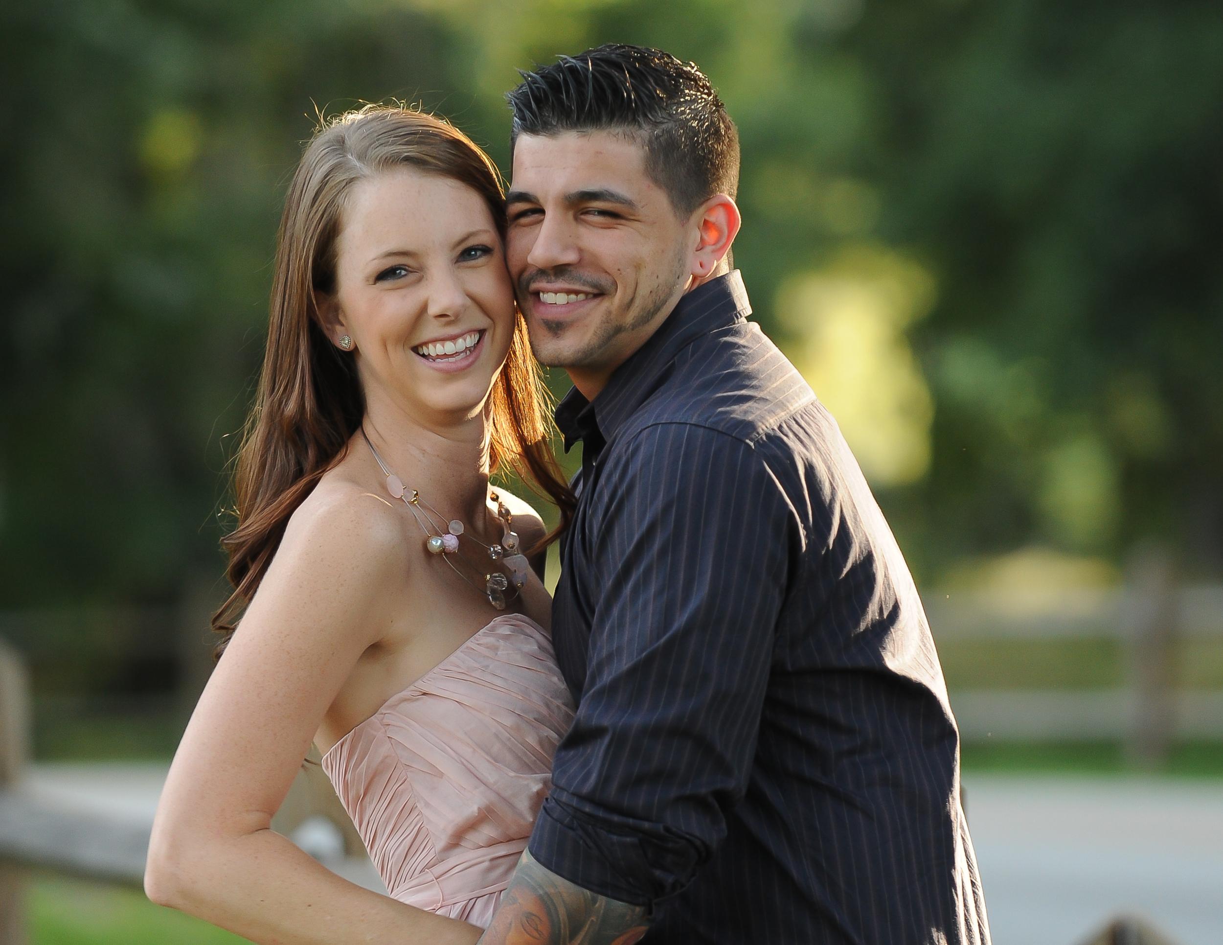 Cory and Jen Engagement
