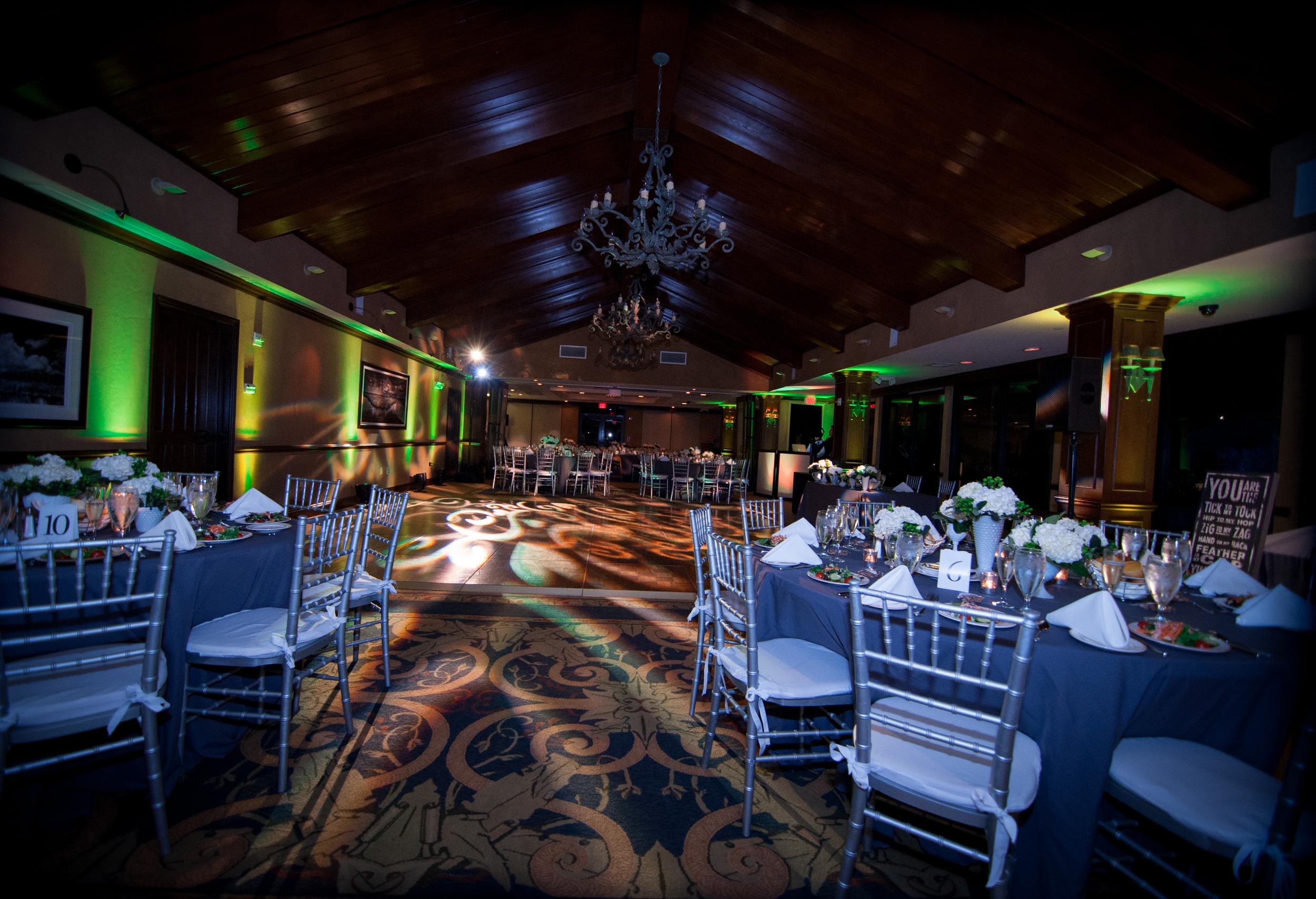 Wedding Room Walls