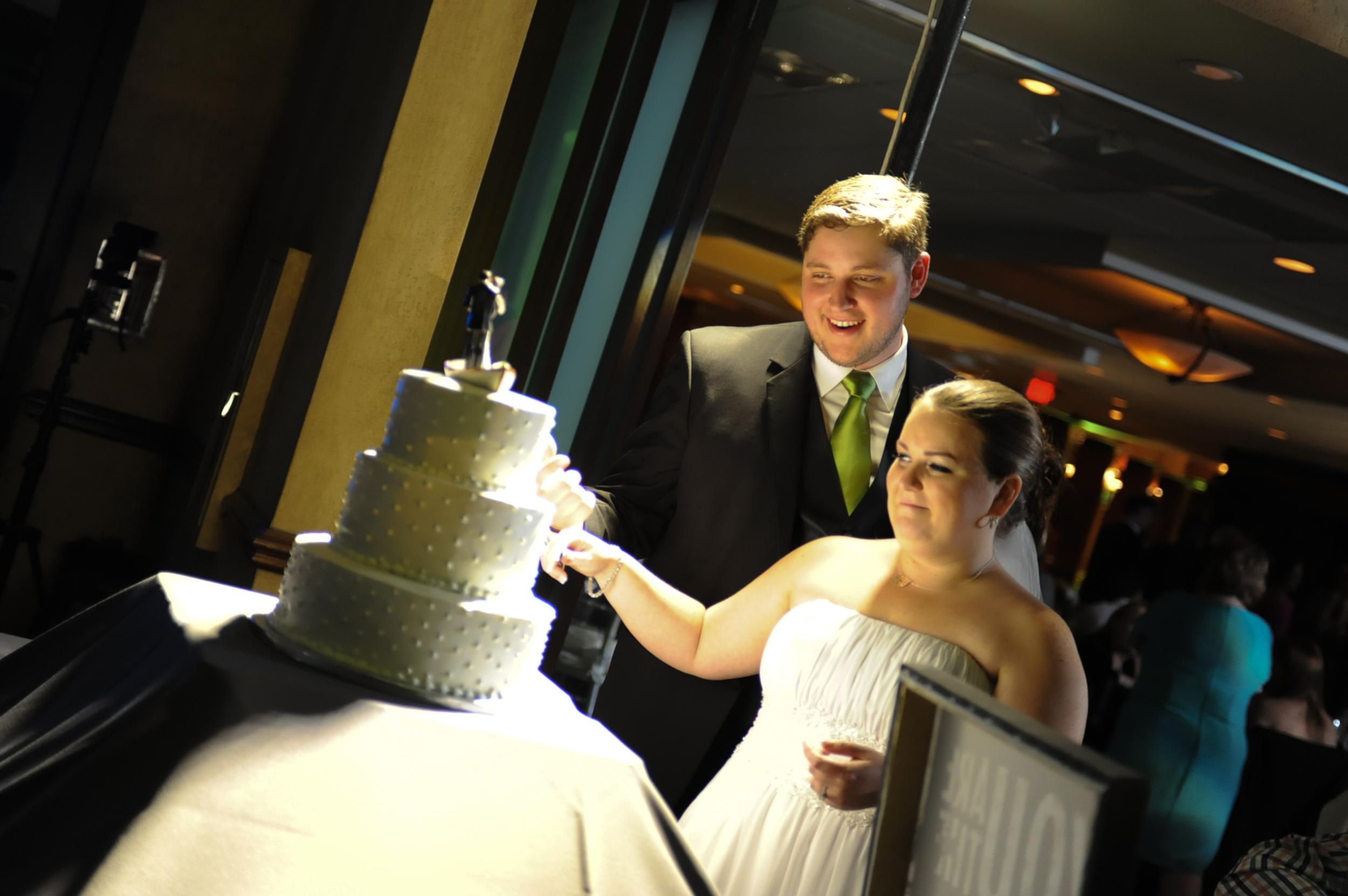 Wedding Cake Coker