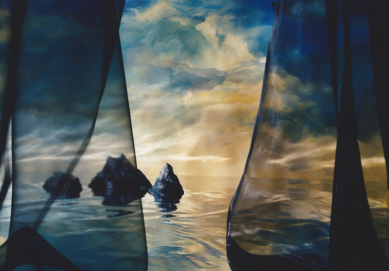 Beyond, 2001 chromogenic print, 122 x 158 cm.