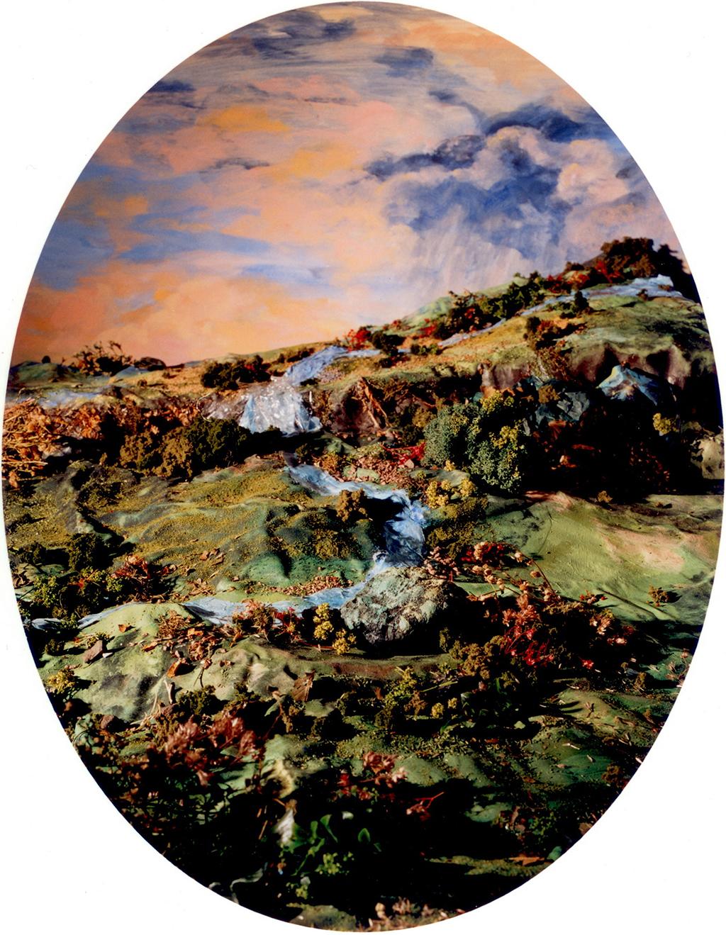 Slope, 2004, chromogenic print, 80x60 cm.