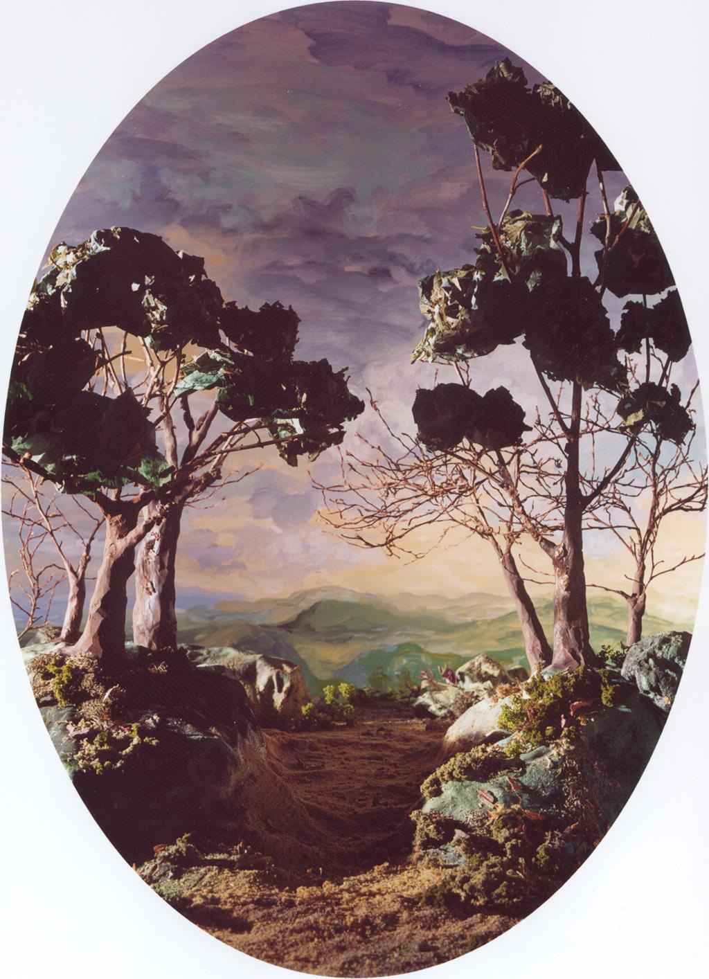 Lush, 2003, chromogenic print, 153x109 cm.