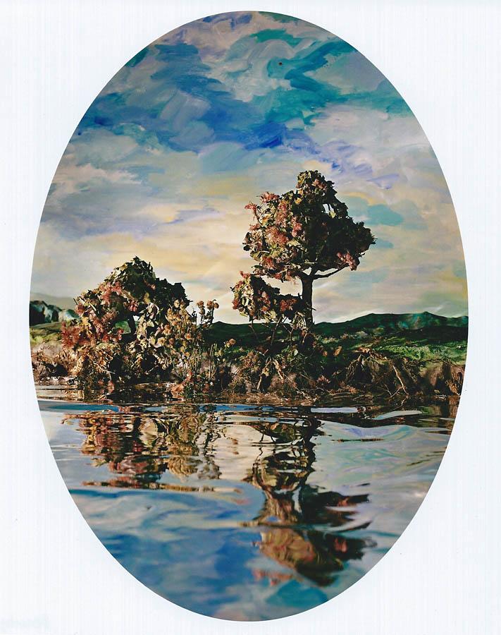 Beauty, 2002, chromogenic print, 153x109 cm.