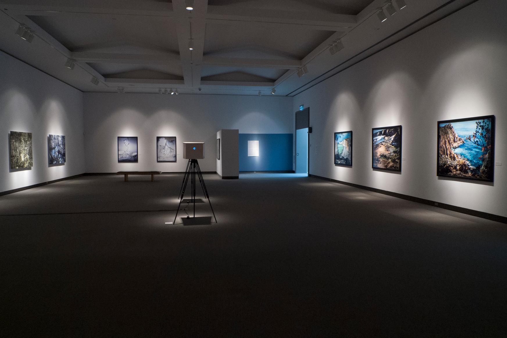 Intallation View, Robert McLaughlin Gallery, 2016
