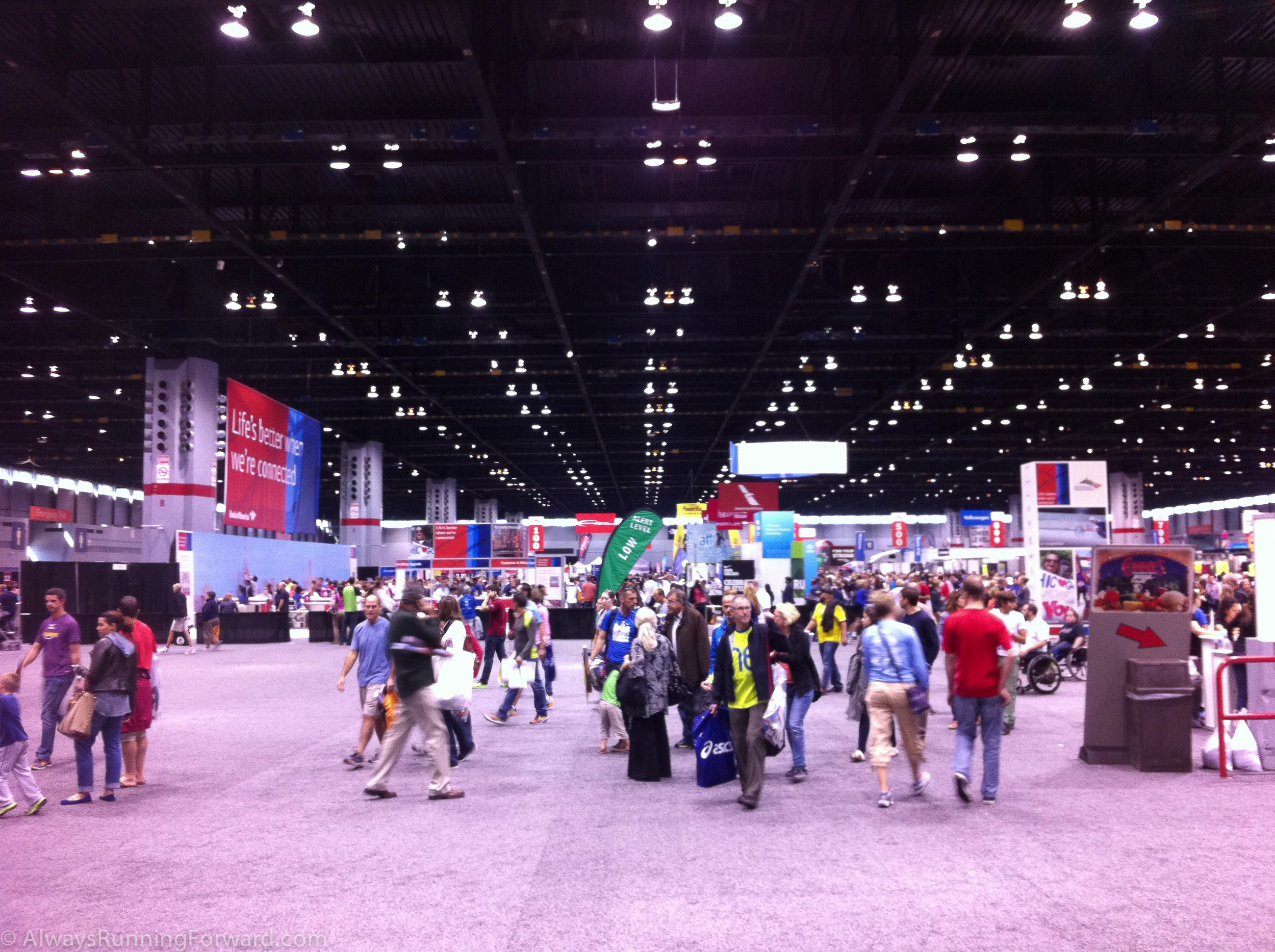 The adult toy expo was breaking attendance records this year.