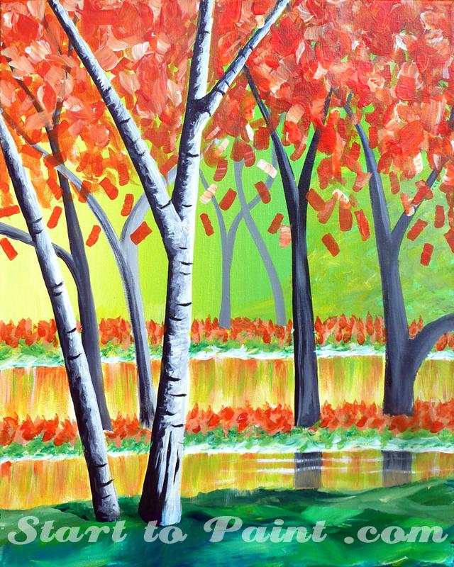 Trees on a Pond.jpg