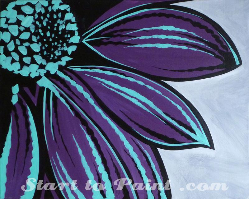 Purple and Teal Flower.jpg
