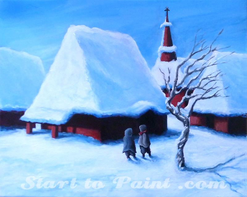Winter in the Village.jpg