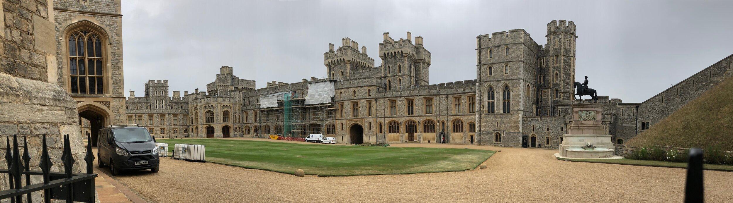 Windsor Castle, London UK