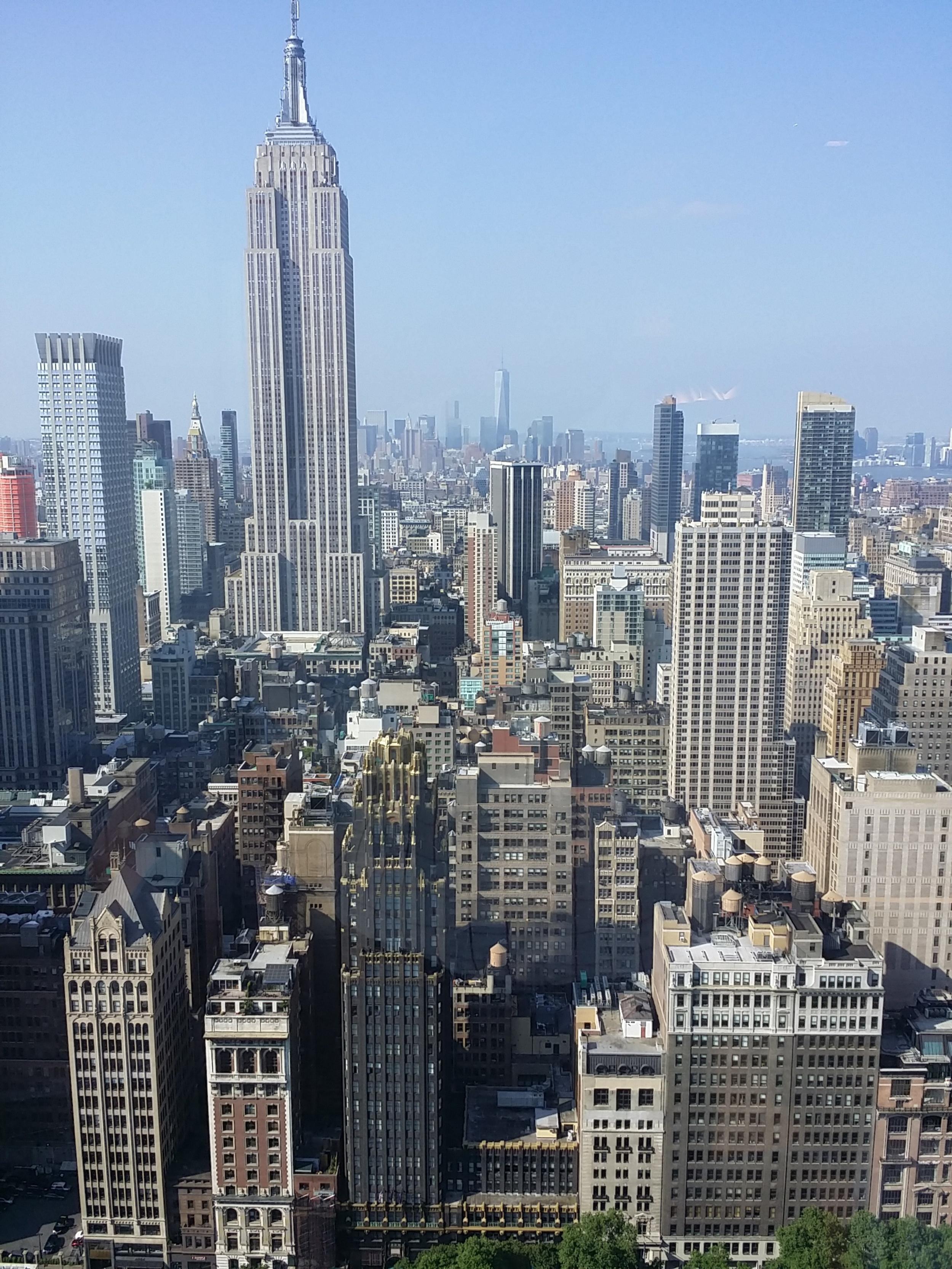 Grace Building View