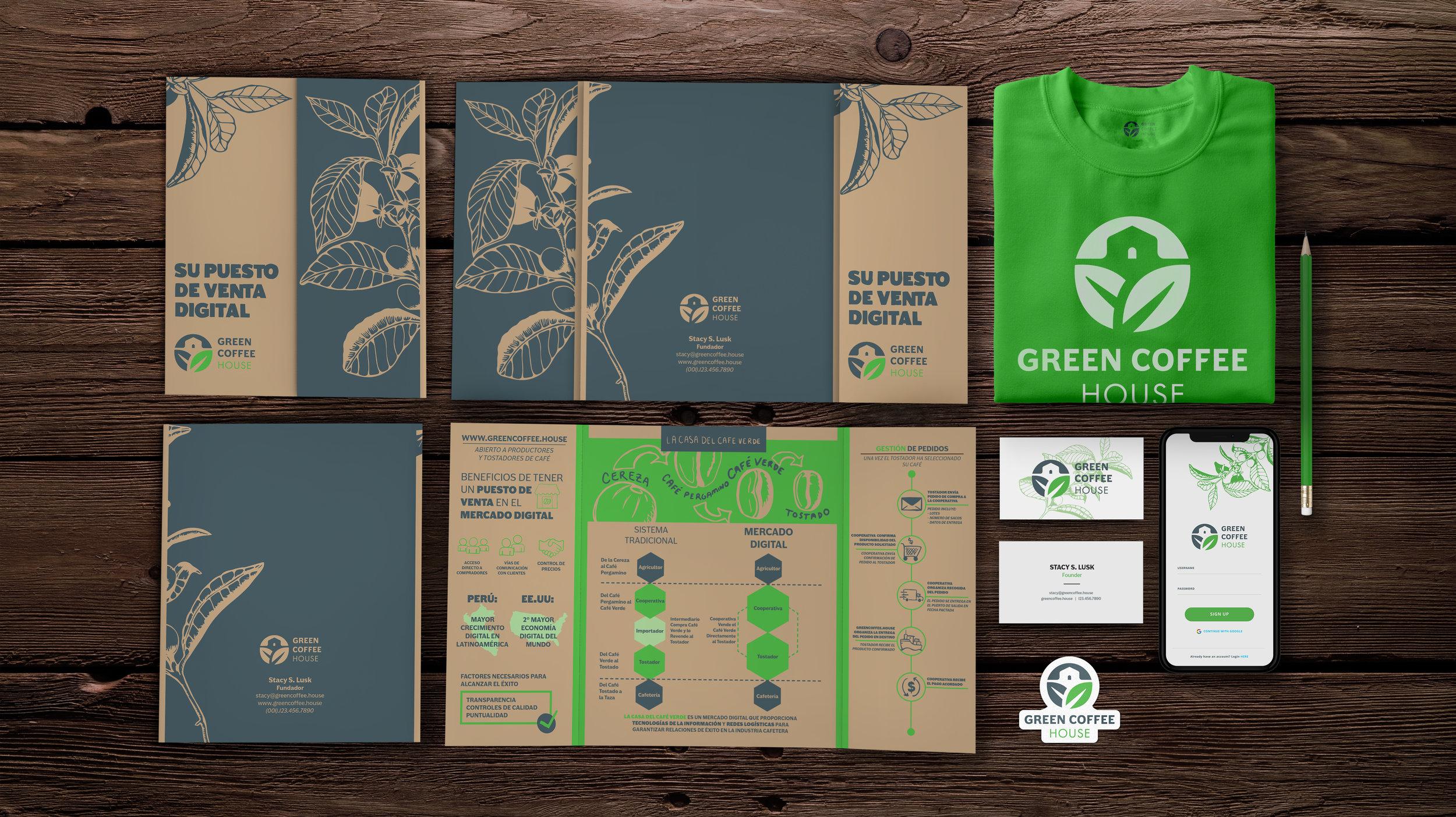 A bilingual design for a bilingual brand -