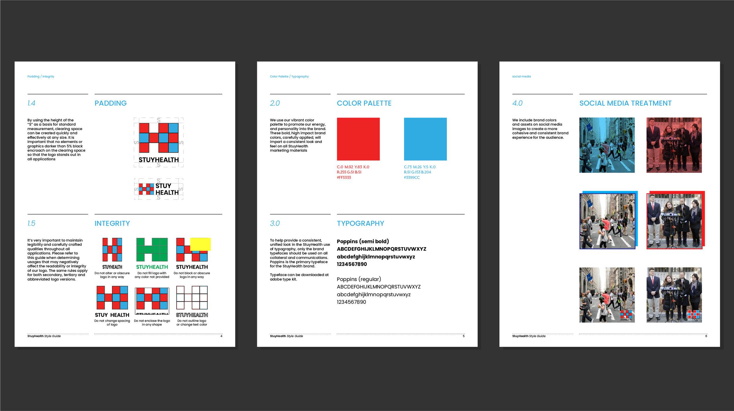 Brand guidelines drive non-profit brand consistency -