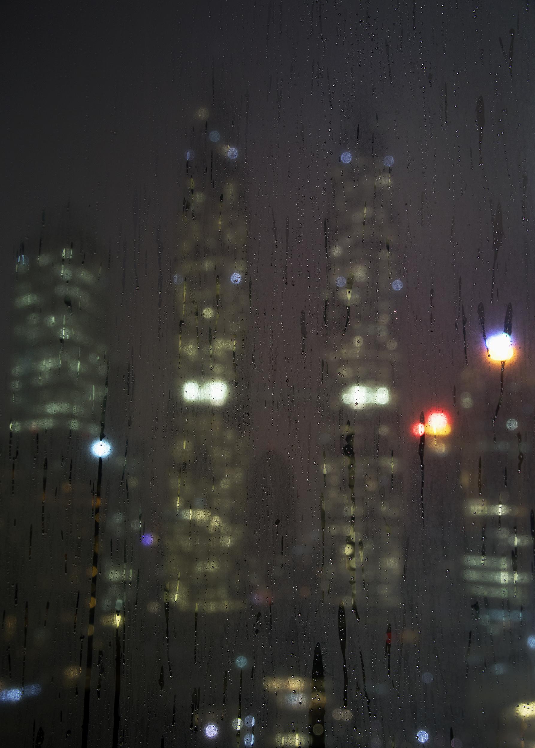 Petronas Towers at Night, 2017