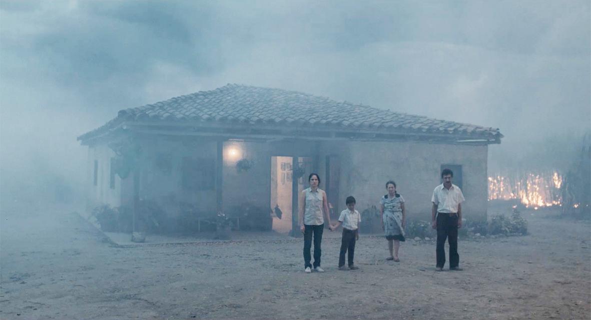 La tierra y la sombra , César Augusto Acevedo (2015)