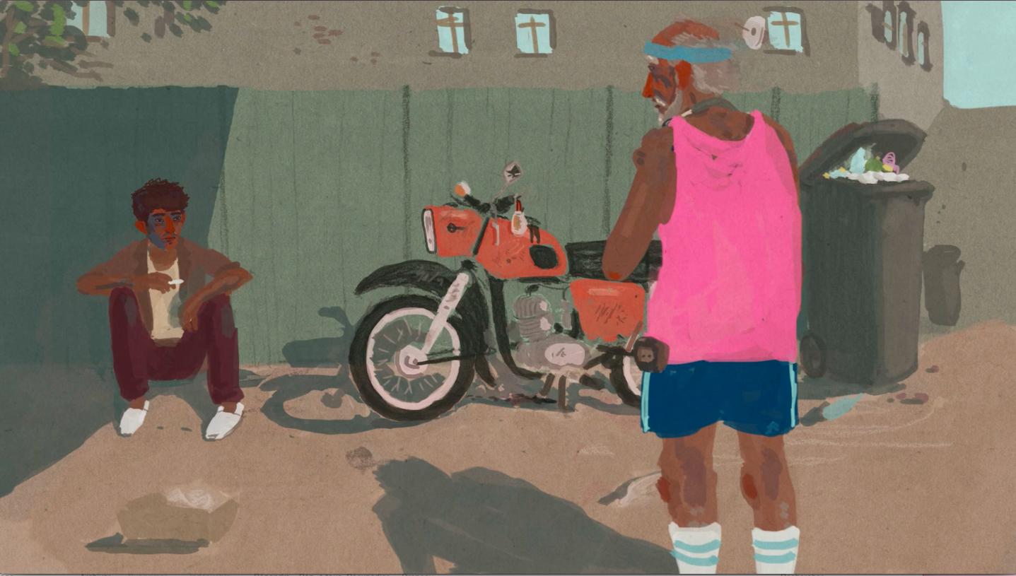 Roadtrip , Xaver Xylophon (2014)
