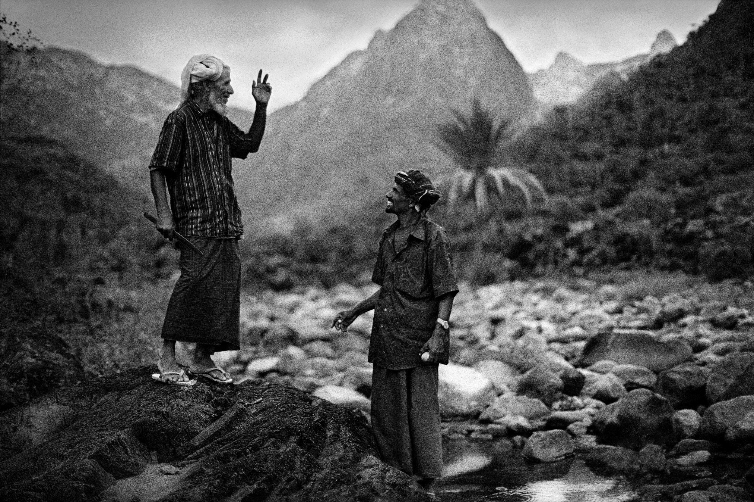 Socotra, the Land of Djinns  , Jordi Esteva (2016)