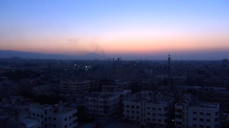 Frontline , Saeed al Batal & Ghiath-Had (2014)