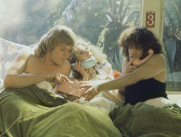 Lions Love (...and Lies) , Agnès Varda (1969)