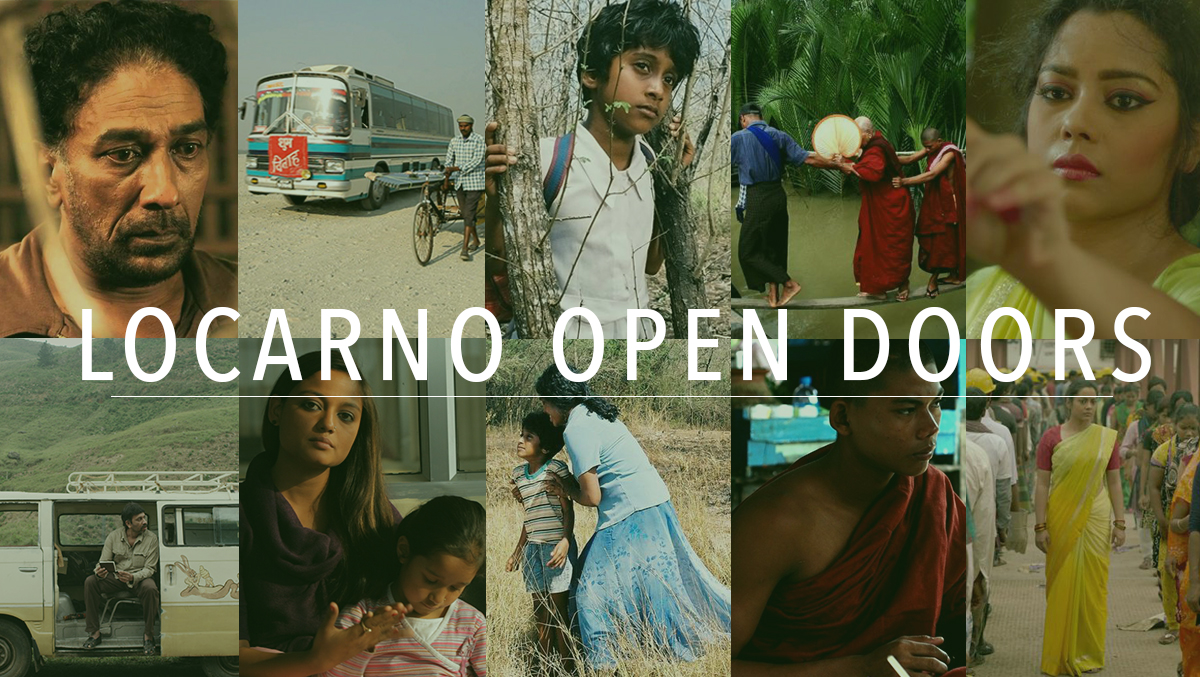 August: Locarno Open Doors Series,  FLMTQ Releases 39-43