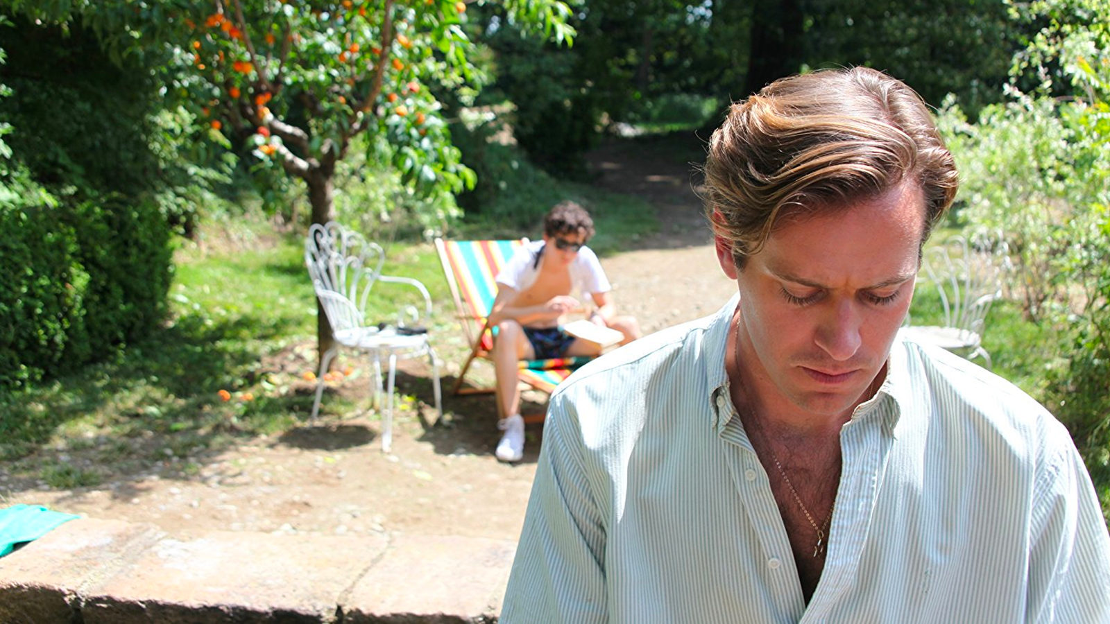 Call Me By Your Name , Luca Guadagnino (2017)