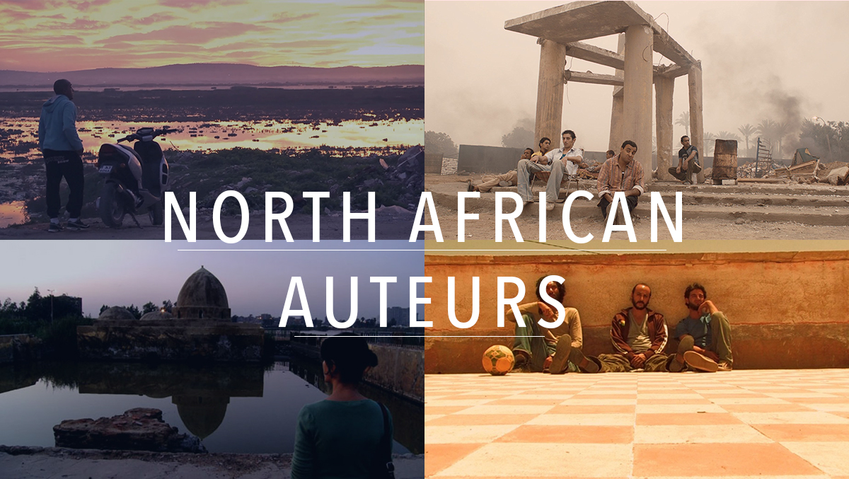 December: North African Auteurs,  FLMTQ Releases 56-59
