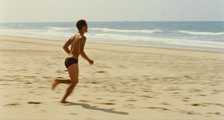 Une robe d'été ( A Summer Dress ),François Ozon (1996)