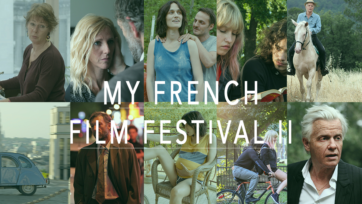February: My French Film Festival II,  FLMTQ Releases 115-118