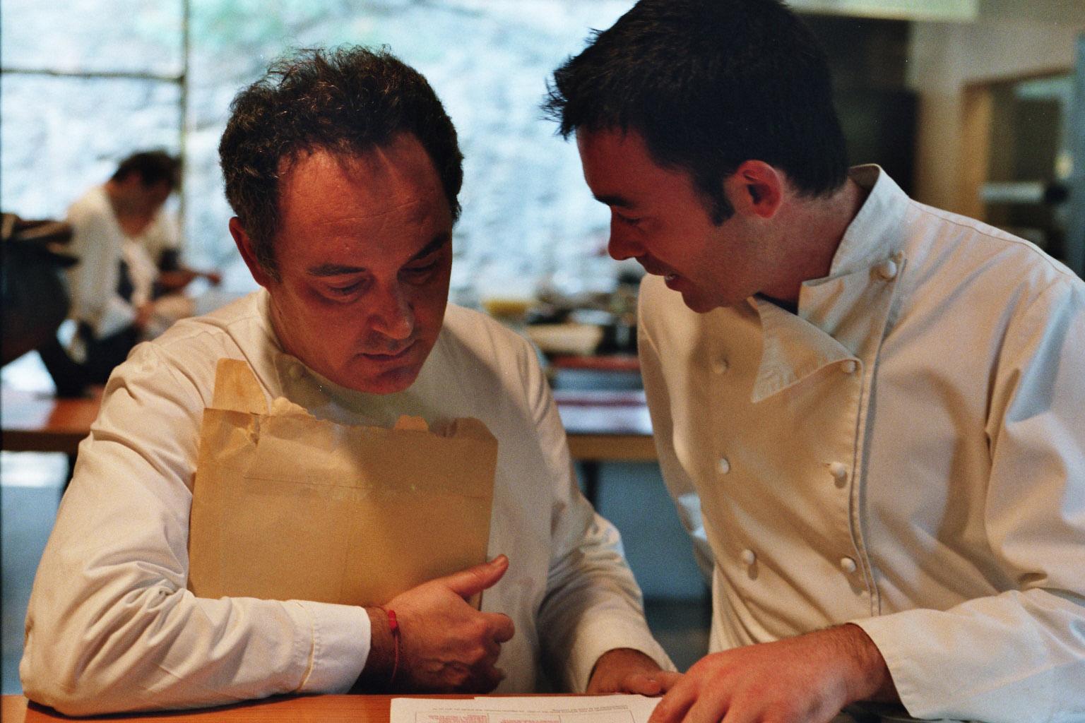El Bulli: Cooking in Progress , Gereon Wetzel (2011)