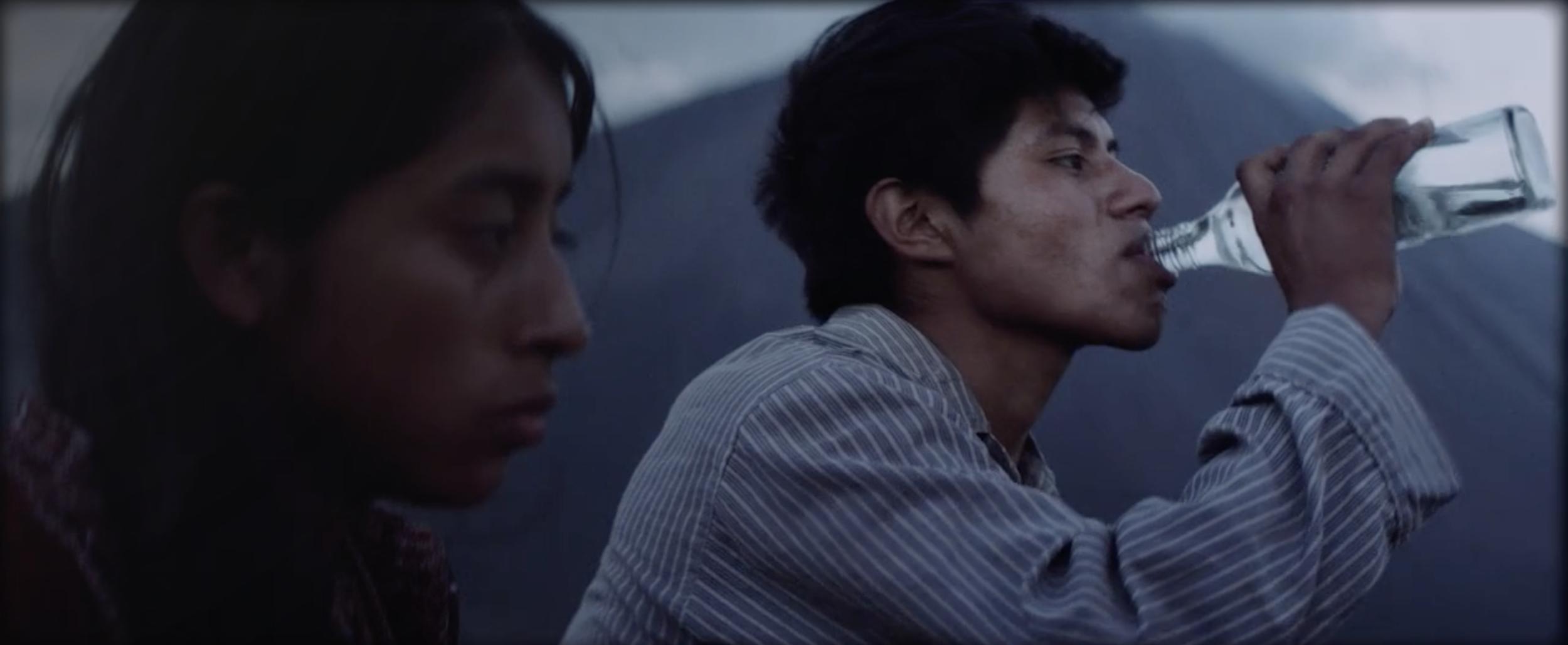 Ixcanul  , Jayro Bustamante (2015)