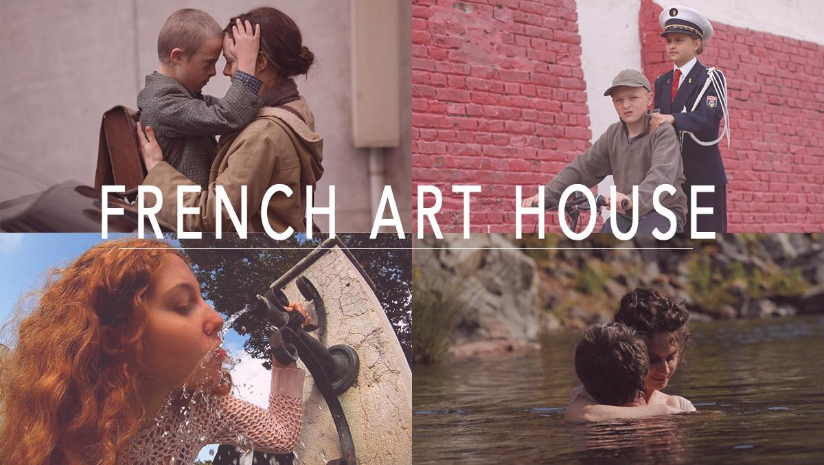 September: French Art House,  FLMTQ Releases 149-152