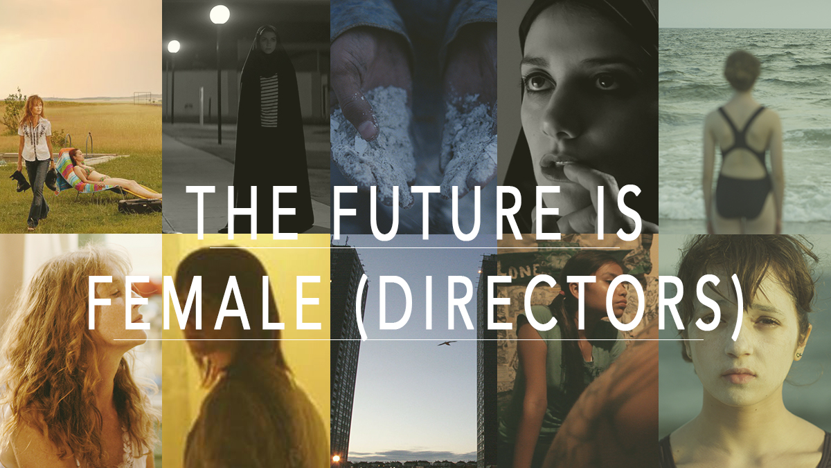 October: The Future is Female (Directors):  FLMTQ Releases 153-157