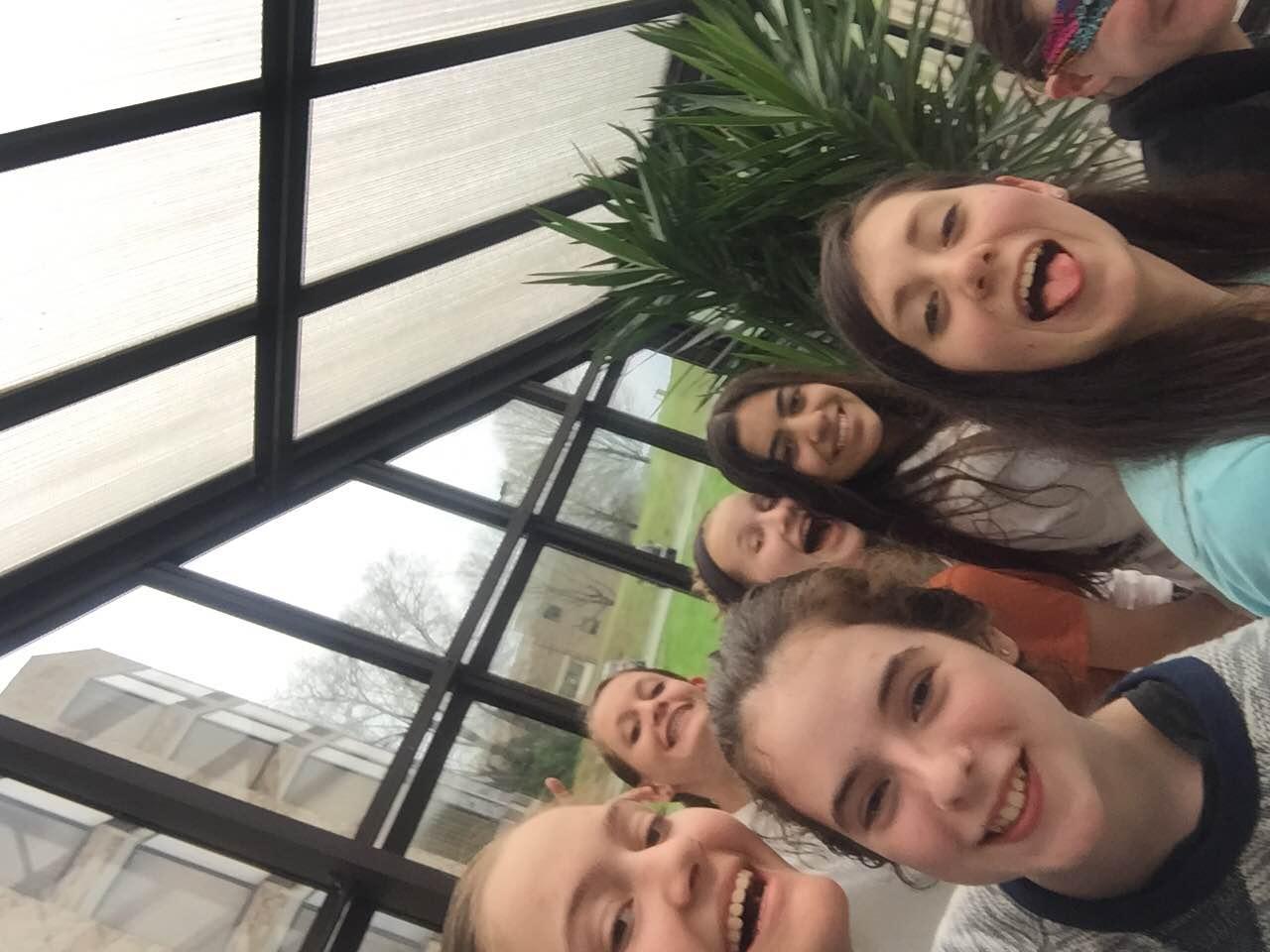 NSC Selfie