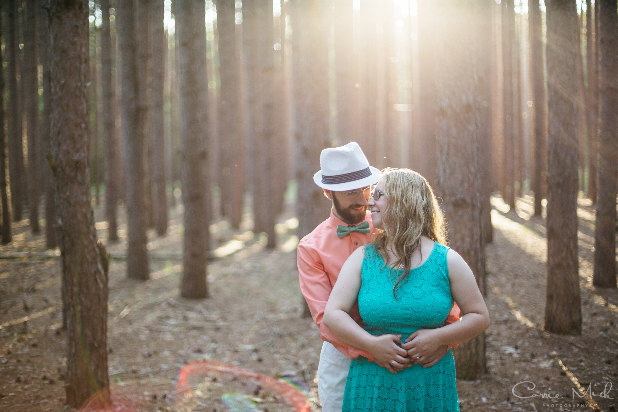Oak Openings MetroPark Ohio - Peter and Rachel Engaged - Corrie Mick Photography-1.jpg
