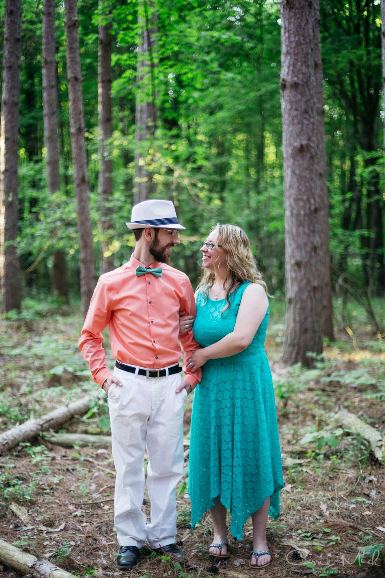 Oak Openings MetroPark Ohio - Peter and Rachel Engaged - Corrie Mick Photography-5.jpg