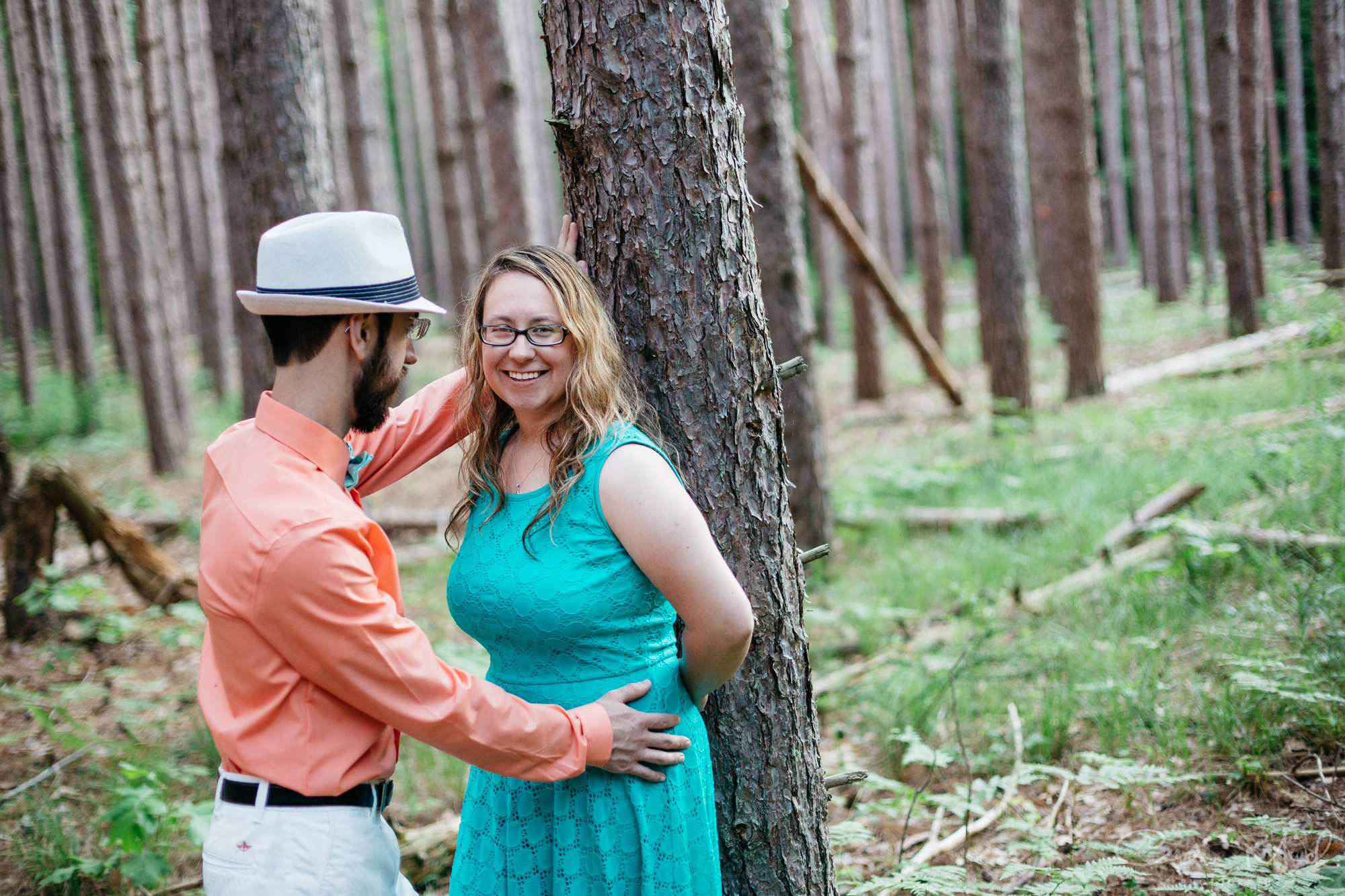 Oak Openings MetroPark Ohio - Peter and Rachel Engaged - Corrie Mick Photography-9.jpg