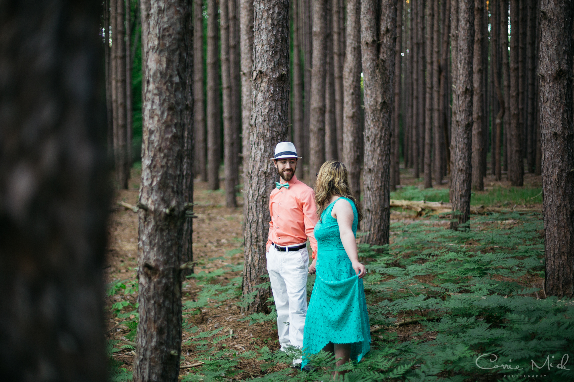 Oak Openings MetroPark Ohio - Peter and Rachel Engaged - Corrie Mick Photography-20.jpg