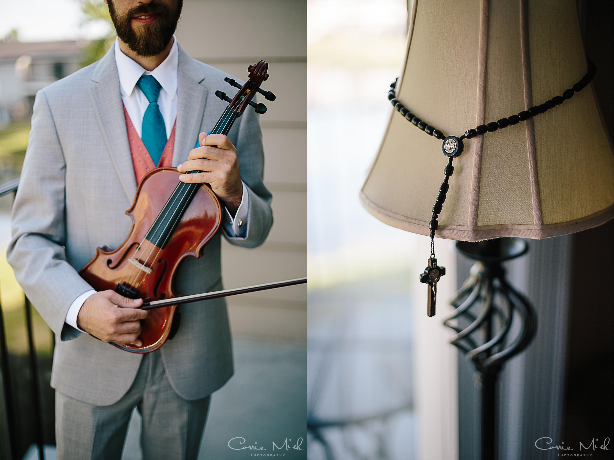 Violin & Cross - Corrie Mick Photography.jpg