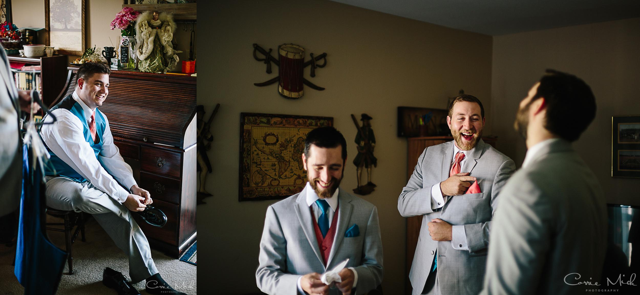 Groomsmen Getting Ready - Corrie Mick Photography.jpg