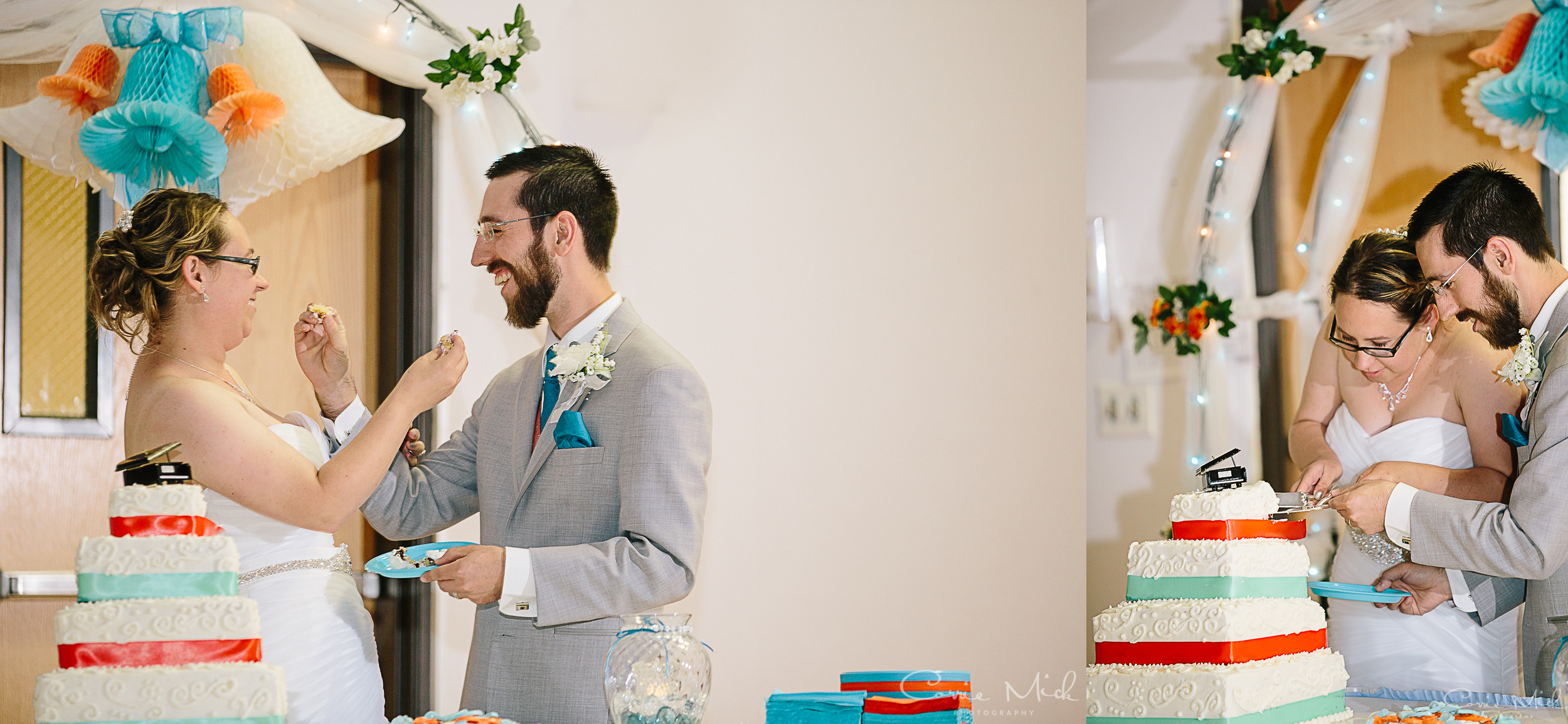 Cutting the Cake - Corrie Mick Photography.jpg