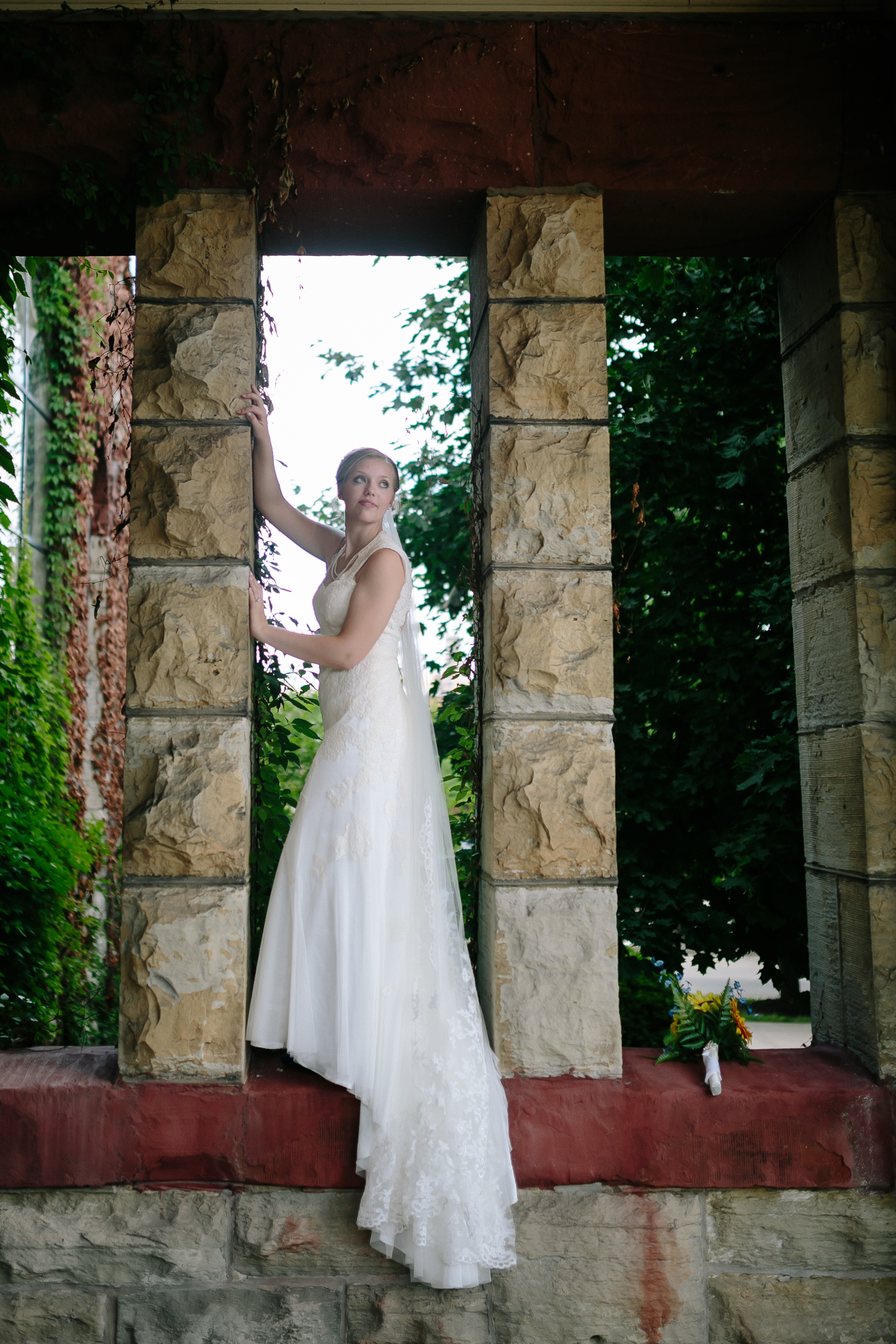 Jacob Henry Mansion Estate Joliet, Illinois - Wayne & Leanne Married - Corrie Mick Photography-153.jpg